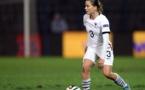 Laure Boulleau, une compétitrice qui vise désormais le but en Bleue ! (photo AFP)