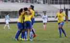 Les Brésiliennes, championnes U20 d'Amérique du Sud (photo CONMEBOL)
