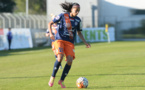 Andressa Alves jouera son premier match face à Lyon (photo MHSC)