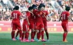 International - La CHINE remporte la seconde manche