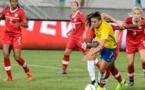 Le Brésil a battu deux fois de suite le Canada dans ce tournoi