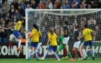 France - Brésil en septembre dernier au Havre (photo FFF)