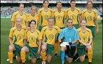 L'équipe australienne :