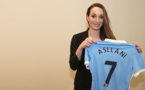 Asllani rejoint Manchester City (photo MCFC)