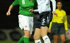 La capitaine anglaise Faye White a marqué