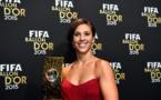 Carli Lloyd (photo FIFA)