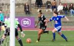 Comme à l'aller, Coleman a marqué contre Saint-Maur (photo William Morice)
