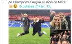 Tweet d'Eugénie Le Sommer