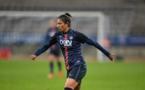 Cristiane conforte sa deuxième place (photo PSG)