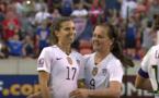 JO 2016 (Qualifications CONCACAF) - Deux anciennes Parisiennes offrent le titre aux ETATS-UNIS