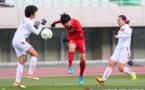 Zhang Rui a inscrit le second but sur un penalty