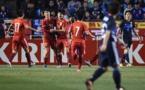 Zhang Rui a inscrit le premier but chinois