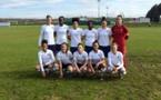 Le onze de départ (photo Soccer Network, LLC)