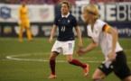 Titulaire face à l'Allemagne, Lavogez a joué le dernier quart d'heure contre les Etats-Unis (photo Antonio Mesa/FFF)