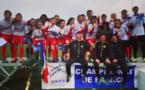 UNSS - Championnat de France Football Excellence : VALENCE champion de France 2016