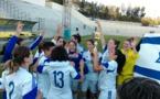International - L'ISRAEL remporte l'Aphrodite Cup