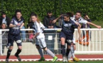 Bordeaux profite du match nul d'Yzeure (photo FCGB)