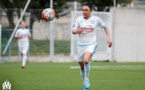Sandrine Brétigny a inscrit son 22e but de la saison (photo OM.net)