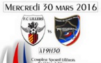 Amical - LILLERS - FRANCE POLICE : 0-1