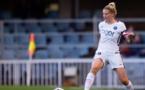 La Parisienne Anja Mittag, meilleure buteuse de l'histoire de la Ligue des Champions peut encore accroître son avance (photo UEFA.com)