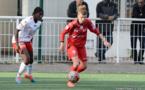 Laura Bouillot enchaîne les buts en cette fin de championnat (photo DFCO)