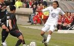 Marta aura offert le 1er but mais manquer le break