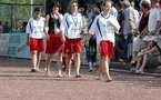 Les joueuses d'Appoigny déçues (photo : YR)