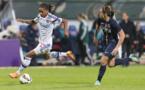 Thomis face à Houara d'Hommeaux lors du choc de la saison dernière en huitième