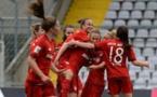 Les Munichoises sacrées championnes (photo FCBM)