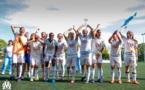 Les Olympiennes sont championnes de D2 (photo OM.net)