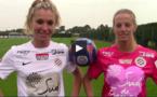 Coupe de France - Interview croisée Laëtitia TONAZZI et Sandie TOLETTI (Montpellier HSC)