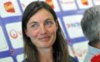 """Trophées D1F - Corinne DIACRE : """"Cela permet encore de mettre en lumière le football féminin"""" (vidéo Vrouwenteam TV)"""