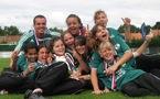 Coupe Fédérale 13 ans : Cannet-Rocheville remporte la compétition