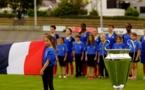 Huit équipes en quête du trophée (photo Sébastien Duret)