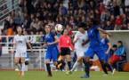 Ngo Ndoumbouk a ouvert le score (photo Sébastien Duret)