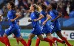 #Bleues - FRANCE - GRECE : le résumé vidéo (FFF TV)