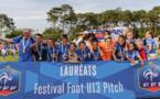 #FestivalFootU13F - L'OLYMPIQUE LYONNAIS s'impose