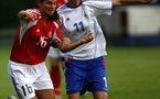 Charlène Olivier et les mini-Bleues s'étaient imposées face à l'Allemagne en 2007