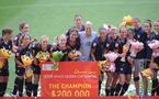 Peace Queen Cup : succès des Etats-Unis