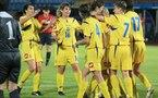 Succès historique de l'Ukraine qui prend la tête du groupe devant le Danemark