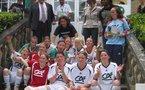Les Briochines vainqueur du Mozaic Foot 2008 (photo : Denis Dupont)