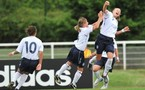 Duggan et l'Angleterre sont passées tout près de la qualification
