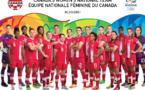 #Rio2016 - Les BLEUES à l'épreuve du CANADA