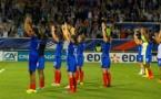 Bleues - Les Bleues face au BRESIL à Grenoble, l'ALBANIE à Paris