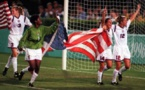 JO 1996 - Les ETATS-UNIS réalisent leur rêve olympique