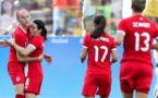 Le Canada a géré son match (photo FIFA.com)