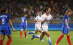 #Rio 2016 - JO - ETATS-UNIS - FRANCE : 1-0, Ce ne sera pas pour cette fois encore !