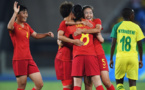 #Rio2016 - JO - Groupe E : la CHINE piège l'AFRIQUE DU SUD