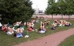 Renforcement musculaire à Saint-Etienne (photo : RCSE)