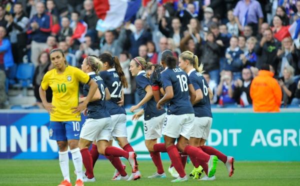 Bleues - FRANCE - BRESIL, un stade comble attend deux équipes revanchardes